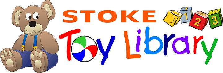 Stoke Toy Library Logo
