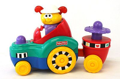 Fisher Price Travelin' Tractor photo