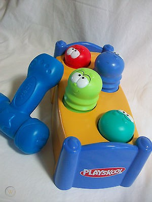 Playskool Bop it bed