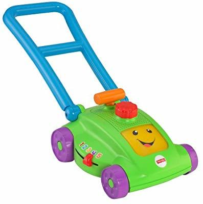 Fisher-Price Laugh & Learn Smart Stages Mower photo